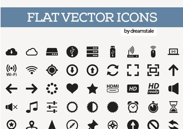 200 e oltre icone gratuite flat e vettoriali