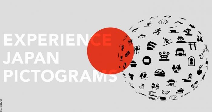 200 e oltre pittogrammi dedicati al Giappone