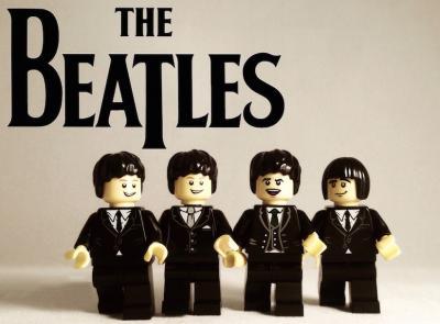 20 band musicali ricreate con i lego