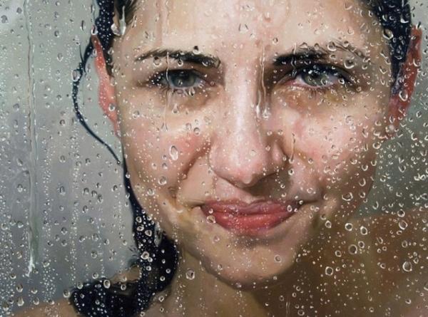 20 dipinti iper-realistici dall'artista Alyssa Monks