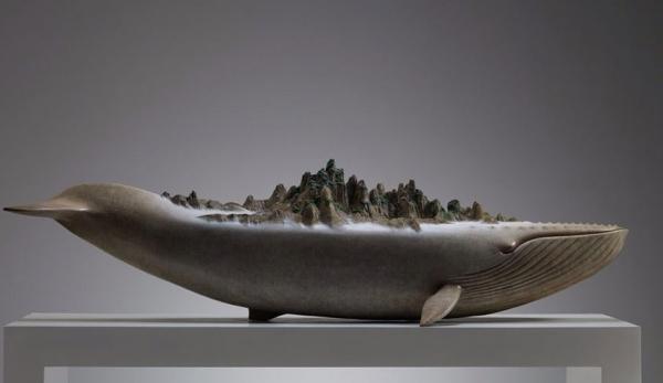 20 e oltre fotografie di sculture animalesche surreali