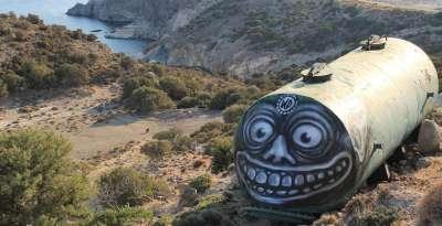 20 esempi di street art da lasciare a bocca aperta
