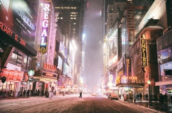 20 fotografie tra le luci di New York
