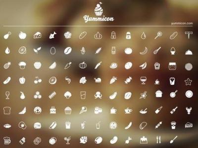 20 set di icone minimali gratis