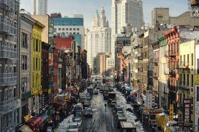 20 stupefacenti fotografie di paesaggi urbani