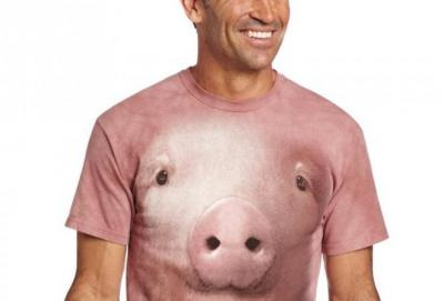 20 t-shirt animalesche davvero divertenti