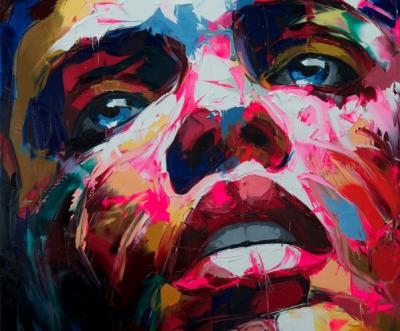 21 dipinti coloratissimi di Nielly Francoise