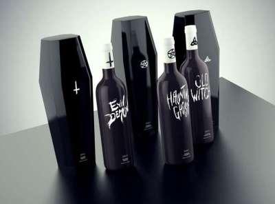 22 brillanti esempi di design di bottiglie di vino