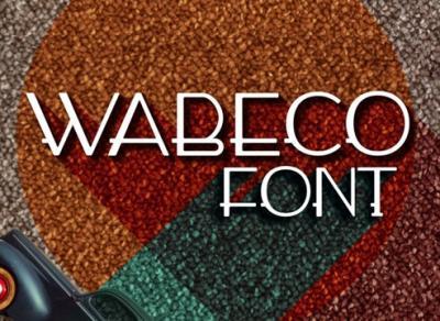 23 fonts gratuiti per designer