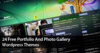 24 temi gratis e premium per creare siti portfolio