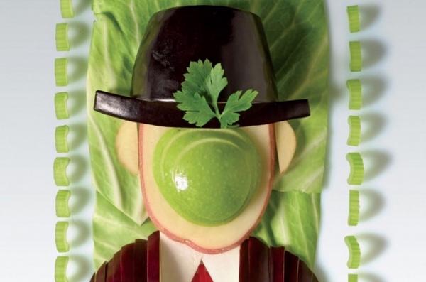 25 bellissimi esempi di Intaglio Frutta