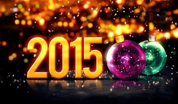 25 bellissimi sfondi dedicati al nuovo anno 2015