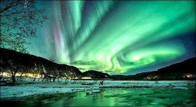25 immagini di aurora boreale da usare come sfondo
