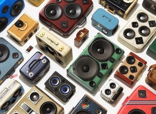 25 immagini di oggetti ordinati dal fotografo Jim Golden