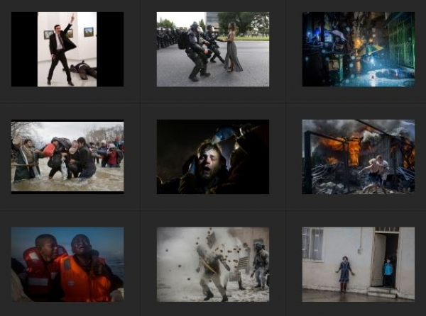 25 immagini vincitrici del Word Press Photo 2017