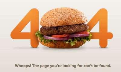 25 pagine di errore 404 di ispirazione