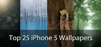 25 sfondi per iPhone 5 al top