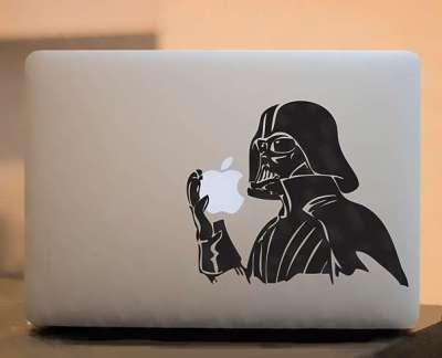 25 stickers creativi per Macbook