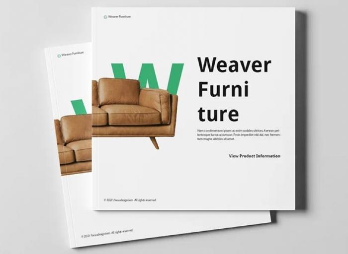 25 templates per creare brochure e cataloghi