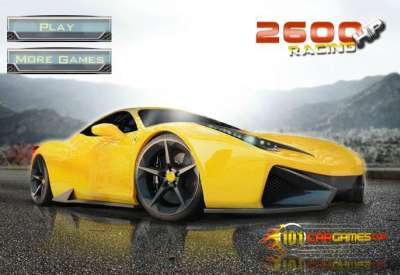 2600 HP Racing