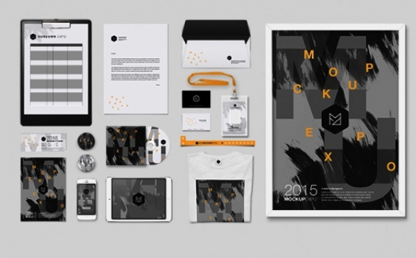 27 file PSD di Photoshop per UI Design