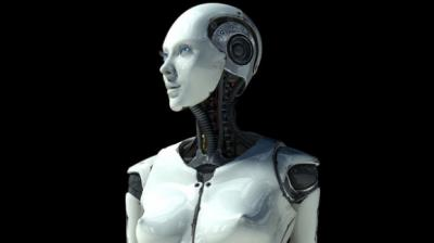 28 immagini futuristiche di robot in 3D