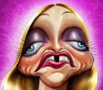 29 caricature di celebrity accuratissime