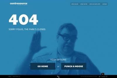 30 creative pagine di errore 404