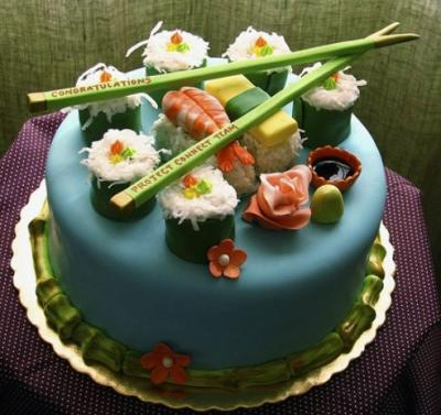 30 dolci e gustose torte dal design unico