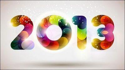 30 e oltre sfondi dedicati al capodanno 2013