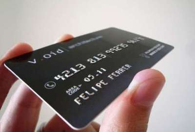 30 esempi creativi di biglietti da visita in cartoncino