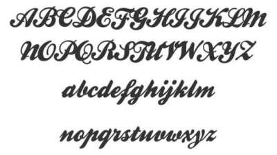 30 fonts gratis di scrittura a mano