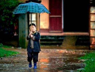 30 fotografie di pioggia piacevoli