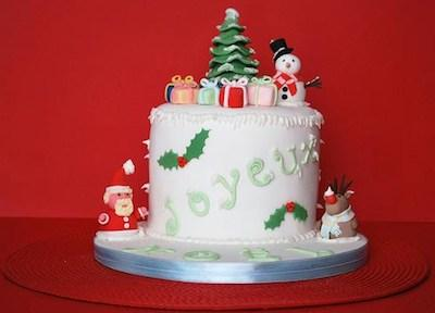 30 idee di torte per le feste di natale