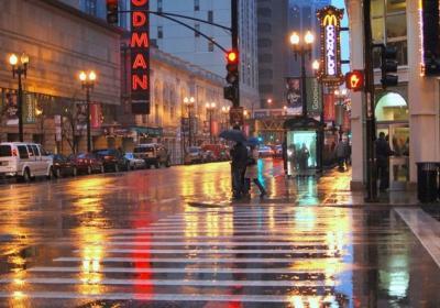 30 meravigliosi esempi di fotografie di pioggia
