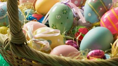 30 sfondi brillantemente colorati di Pasqua