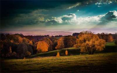 40 Wonderful Autumn Wallpapers