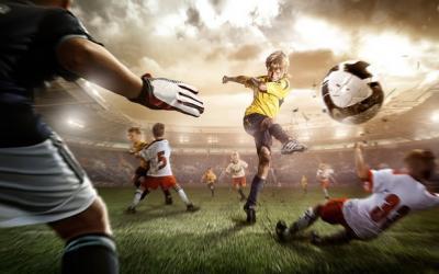30 sfondi in HD dedicati al mondo del Calcio