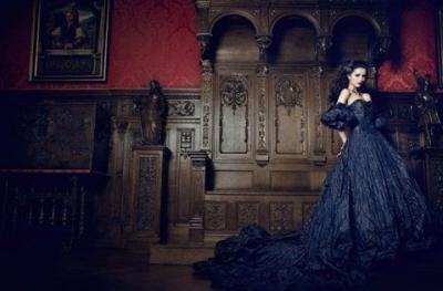 30 sinistre fotografie gotiche per appassionati