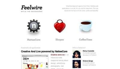 30 siti web di pagine singole belli