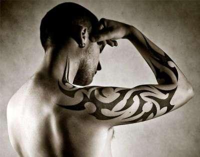 Tatuaggi on 30 Tattoo Tribali Per Le Braccia   Immagini Di Tatuaggi Da Ispirazione
