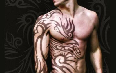 30 tatuaggi tribali per uomini