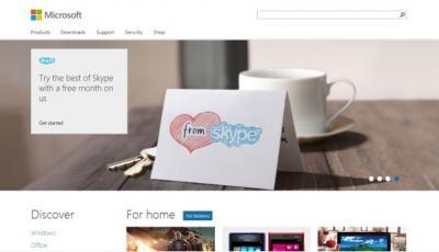 33 esempi di web design flat