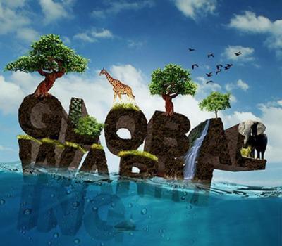 33 poster creativi contro il riscaldamento globale