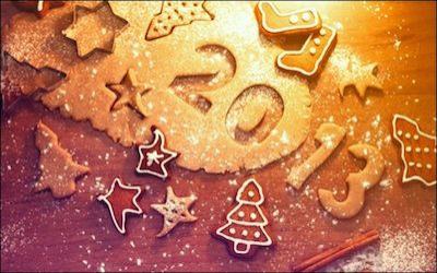 35 bellissimi sfondi dedicati al nuovo anno 2013