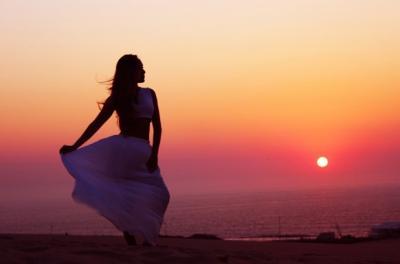35 esempi di bellissime foto di tramonti