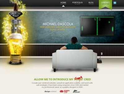 35 esempi di siti portfolio