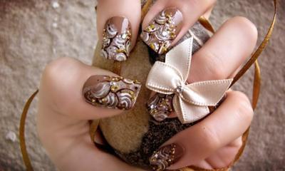 35 favolose unghie artistiche