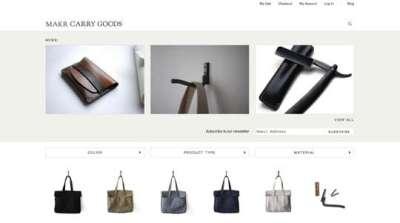 35 nuovi siti web minimalisti e puliti