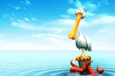 35 piacevoli sfondi di cartoni animati per bambini